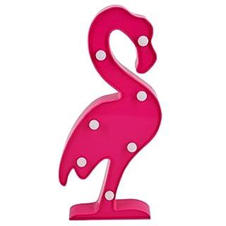 AiSi Flamingo Led Night Light Christmas Decor Lamp