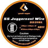 GeekVape Juggernaut SS316L Wickeldraht
