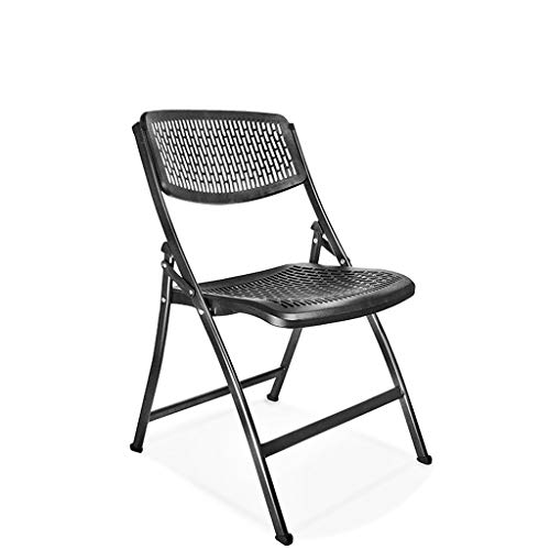 DUOER-Klappstühle Folding Konferenzstuhl Bürostuhl Trainingsstuhl Home Zurück Stuhl Einfache...