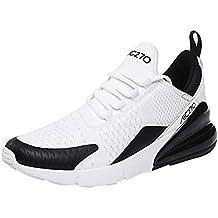 8ce225c92 Darringls Zapatillas de Deporte Respirable para Correr Deportes Zapatos  Running Hombre Zapatillas Running para Hombre Aire