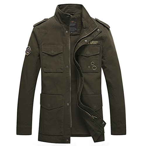 WS668 - Blouson - Parka - Homme ArmyGreen