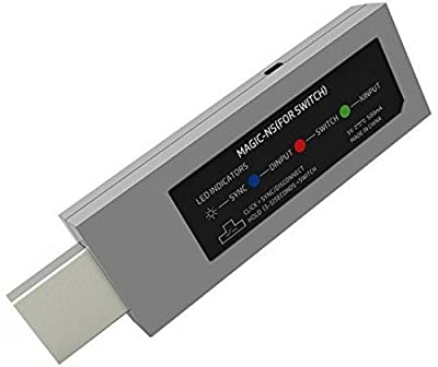 Mayflash Magic-NS Wireless Controller Adaptor (Nintendo Switch/PC) from Mayflash