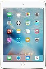 Apple iPad Mini 4 Tablet (7.9 inch, 16GB, Wi-Fi+3G) Gold