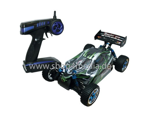 Amewi RC Car Buggy Booster Pro Brushless M 1:10 2,4 GHz 4WD 70km/h 22033