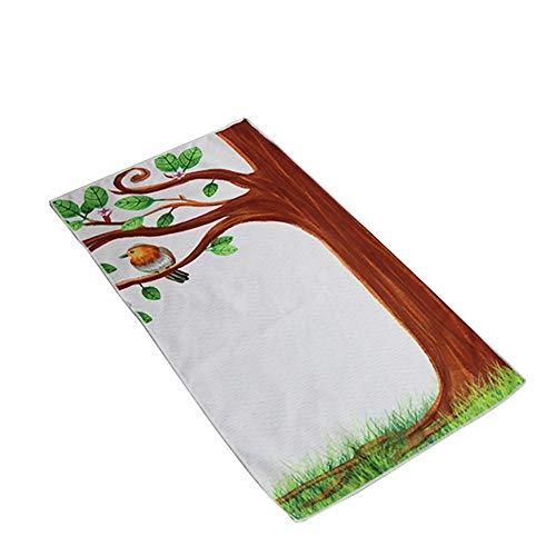 Patrón de árbol rectangular: ligero
