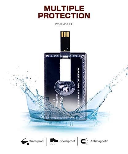 Tarjeta de credito American Express 32GB Tarejta de Memoria MicroSD, Memoria Stick,Tablet,Pendrive,Ordenadores Velocidad de Lectura Alrededor de 12-10 MB/S flash USB2,0 4-6MB/S Lectura de Alta Velocidad y Escritura 32 GB = aproximadamente 28,5 GB-30 GB