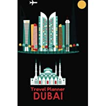 """Travel Planner: Dubail Travel Ruled, Blank & Lined Page Travellers Notebook To Write In, Books, Scrapbook, Planner, Organizer Log, Memories, ... Girls, Handy 6""""x9"""" Paperback (World Cultures)"""