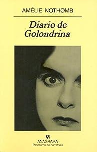 Diario de Golondrina par Amélie Nothomb