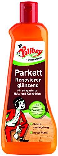 Poliboy - Parkett Renovierer glänzend - 500ml Flasche