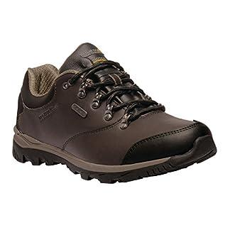 Regatta Men's Kota Leather Low Rise Hiking Boots 4
