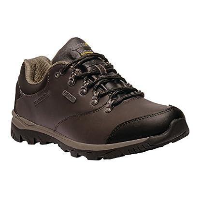 Regatta Men's Kota Leather Low Rise Hiking Boots 1