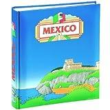Henzo Fotoalbum MEXICO Blau