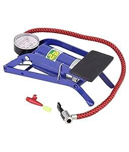 Debire® Pump Compressor Foot Pump for car, Cycle,Bike, and All Vehicles