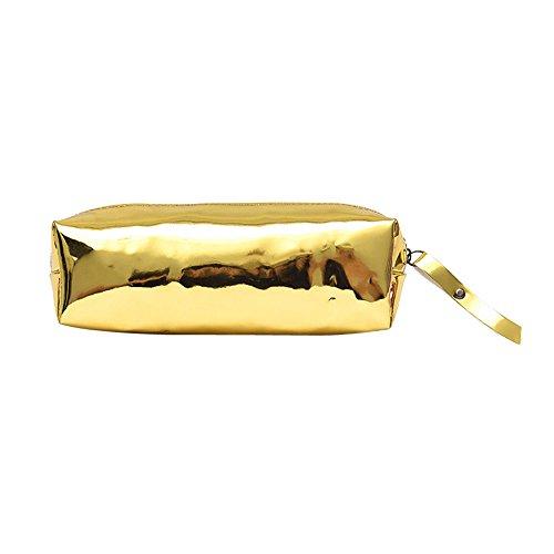 Glitzer Handtaschen Kosmetiktasche Geldbörse,bestshope Frauen Mädchen Kleine Geldbeutel Münzbörse Portemonnaie Reißverschluss Brieftasche Aufbewahrungstasche Speicher Mäppchen Abendgesellschafttasche