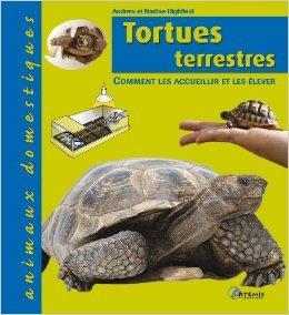 Tortues terrestres : Comment les accueillir et les lever de Andrew Highfield,Nadine Highfield,Marie-Line Hillairet (Traduction) ( 27 juillet 2011 )