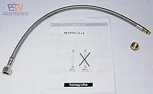 Hansgrohe steckschlauch 94076000450mm long