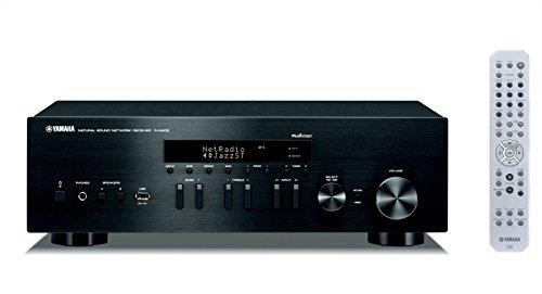 Yamaha R-N402D Amplificatore, Nero