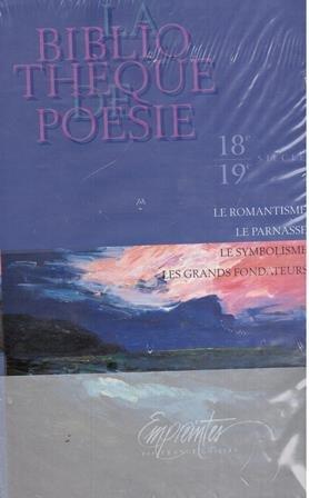 La bibliothèque de poésie (Empreintes) par Jean Orizet