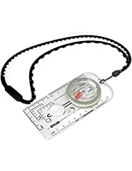 Silva Kompass 55, transparent, Einheitsgröße
