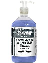 La Corvette Savon Liquide de Marseille Lavande 500 ml