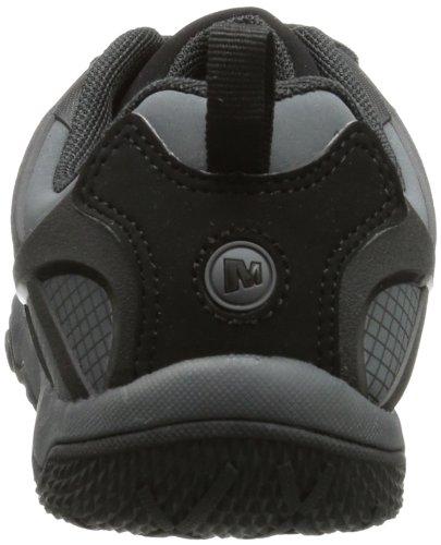 Merrell PROTERRA WTPF KIDS J95463 Unisex-Kinder Trekking- & Wanderschuhe Schwarz (Black)
