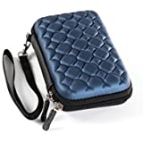 Blue Dot External Hard Disk Pouch/Case/Cover For 2.5 Inch External Hard Disk (HP,Dell,Sony,Samsung,Seagate,WD,Lenovo,Kingston)