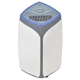 Prem-I-Air Déshumidificateur Compresseur 10 Litres Esquina avec Réservoir de 1.5 Litre