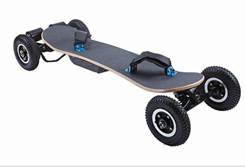 Kit 42 Deck (Kitzen Four Skateboards Adult Children Twist Skateboard Teen Maple Scooter Highway Brush Street 42 * 115cm Maximum Speed: 20km / H Maximum Range: 20kmConvenient Comfortable)