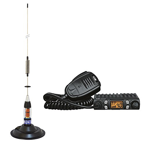 PNI PNI-PACK32 CB CRT ONE Radiosender Kit mit Antenne/Magnet Cb-antenne-kits