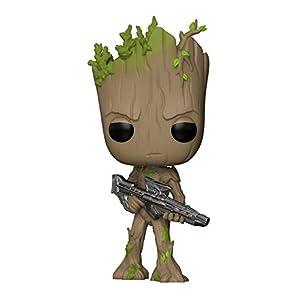 POP Marvel Avengers Infinity War Groot Bobblehead Figure