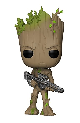 POP Marvel Avengers Infinity War Groot Bobblehead Figure