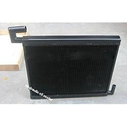 refroidisseur d'huile hydraulique pour Hitachi MP3/MP4-2, EX100Excavatrice