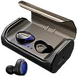 Bluetooth Kopfhörer HolyHigh Kabellos In Ear Sport Joggen Ohrhörer Bluetooth 5.0 mit 3000mAh...