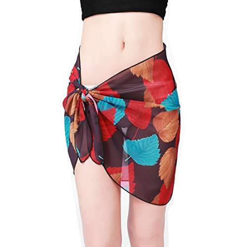 Metyou - Copricostume -  donna red03