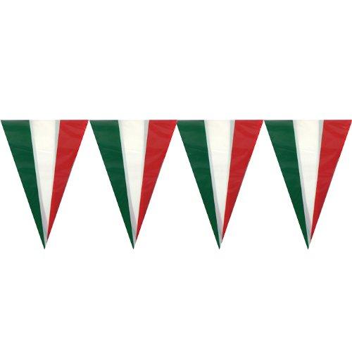 Preisvergleich Produktbild Girlande mit Italien-Fahnen