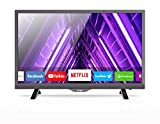 Engel LE2480SM - Smart TV de 24', Color Negro