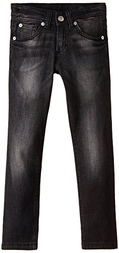 United Colors of Benetton Baby Boys' Jeans (15P4CU9573E0G7000Y_Black _0Y)