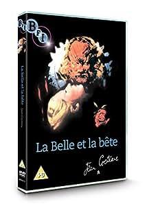 La Belle et la bete [DVD] [1946]