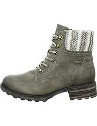 Suchergebnis auf Amazon.de für  da - Stiefel   Stiefeletten   Damen ... efac5f9f7e