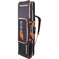 GRAYS GR800 Kit Bolsa, Unisex, Negro/Naranja, Talla única