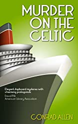 Murder on the Celtic (Dillman and Masefield Book 8)