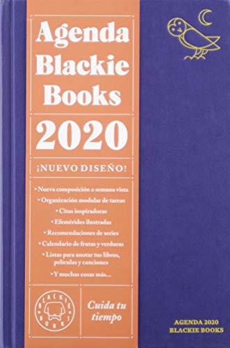 Agenda Blackie Books 2020: Cuida tu tiempo