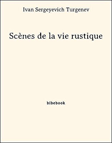 Couverture du livre Scènes de la vie rustique