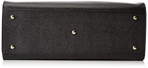 Picard Mirinda Sac à main - Fourre-tout cuir 34 cm Black (Schwarz)