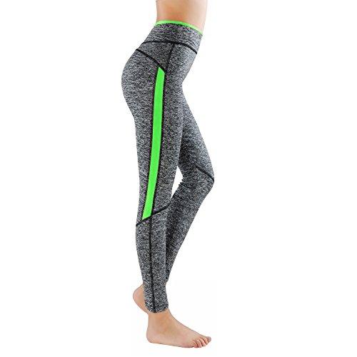 L&K-II leggins para damas pantalones deportivos largos para Training R