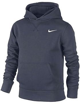 Nike B NK Hoodie YA76 BF OTH Sudadera, Niños, Azul (Obsidian/White), XS