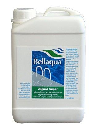 Bellaqua Algicid Super 3 Liter Algenverhütungsmittel