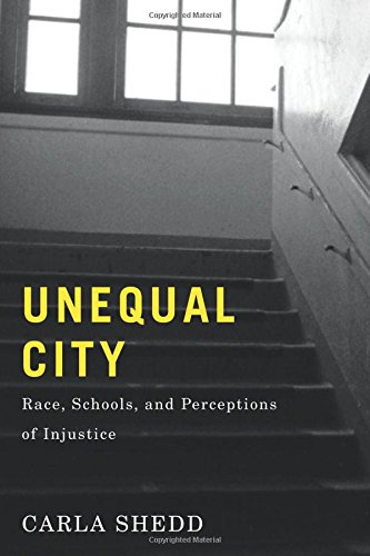 Unequal City: Race, Schools, and Perceptions of Injustice