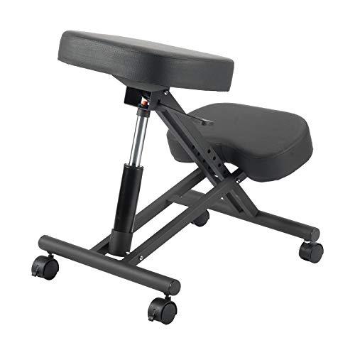 Preisvergleich Produktbild Generic Kniestuhl,  Hocker höhenverstellbar,  onomische Meditationshocker,  ergonomische Unterstützung