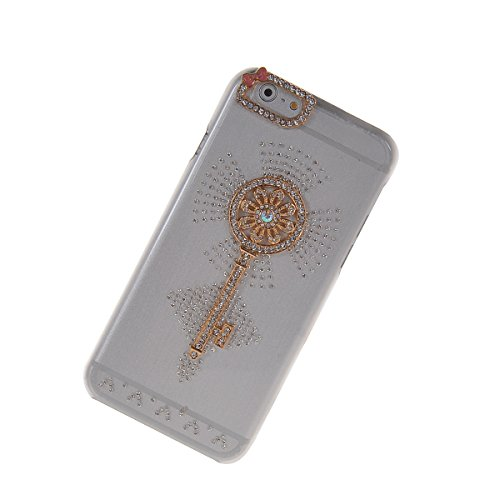 MOONCASE Bling Crystal Shell Diamond Cover Housse Coque Etui Case Pour Apple iPhone 6 ( 4.7 inch ) 07